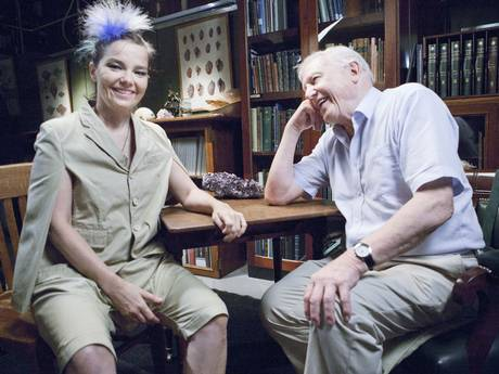 When Björk Met Attenborough
