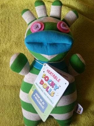 Socky Doll 2