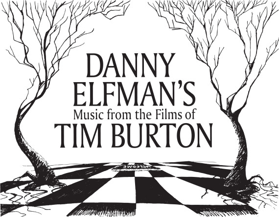 danny elfman music from the films of tim burton