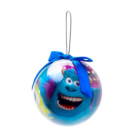 sulley xmas bauble