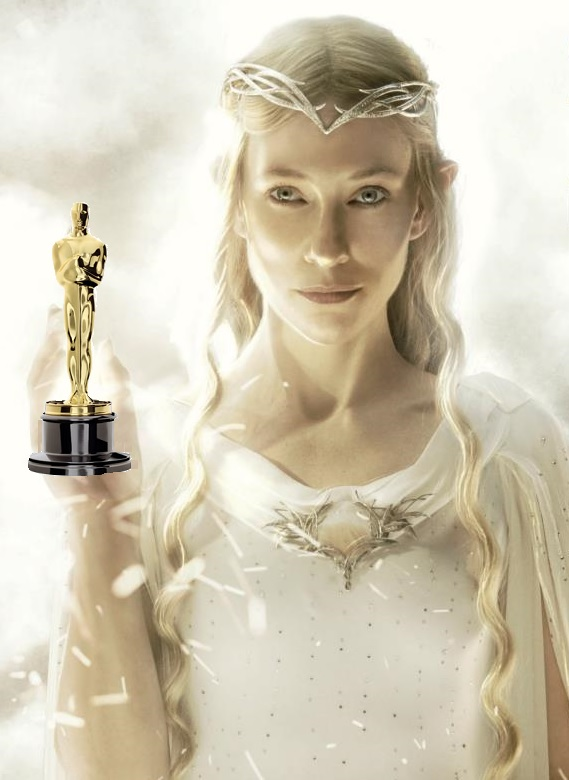 oscar for cate blanchett
