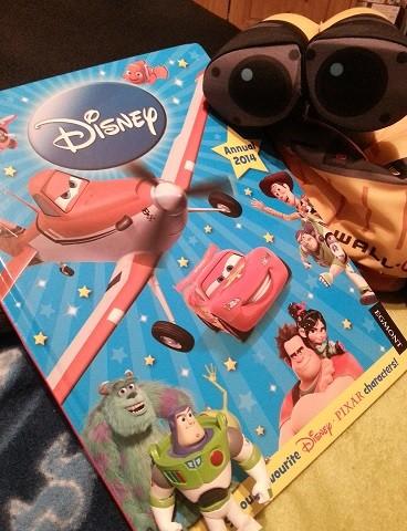 pixar annual 2014
