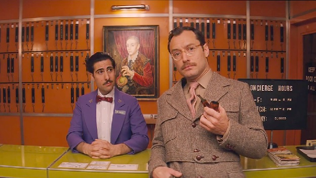 wes anderson grand budapest