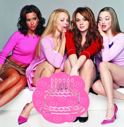 happy birthday mean girls