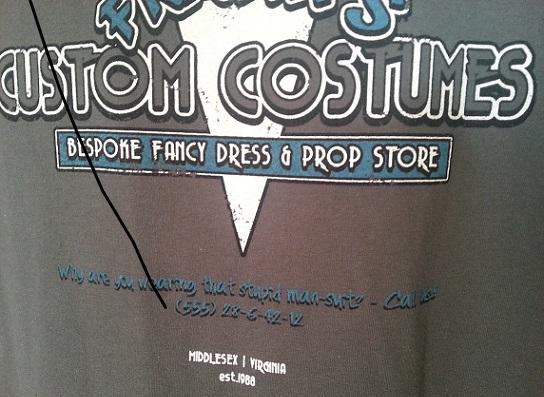 franks custom costumes