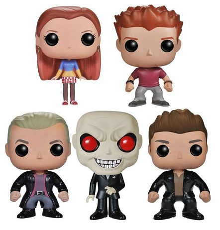 buffy figures