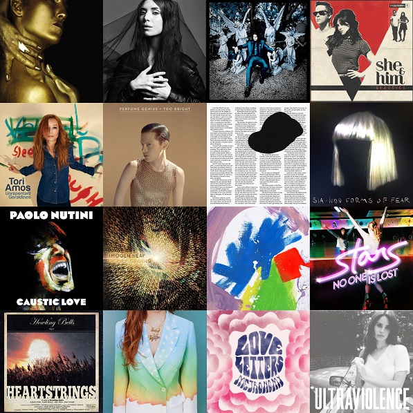 2014 music