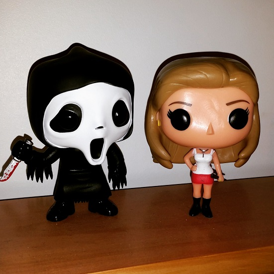 buffy vs ghostface